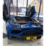 Lamborghini Parking Sensors
